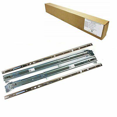 Dell R510 R520 R530 R720 R730 R820 2/4 Post Rack 2U Static Rails H872R