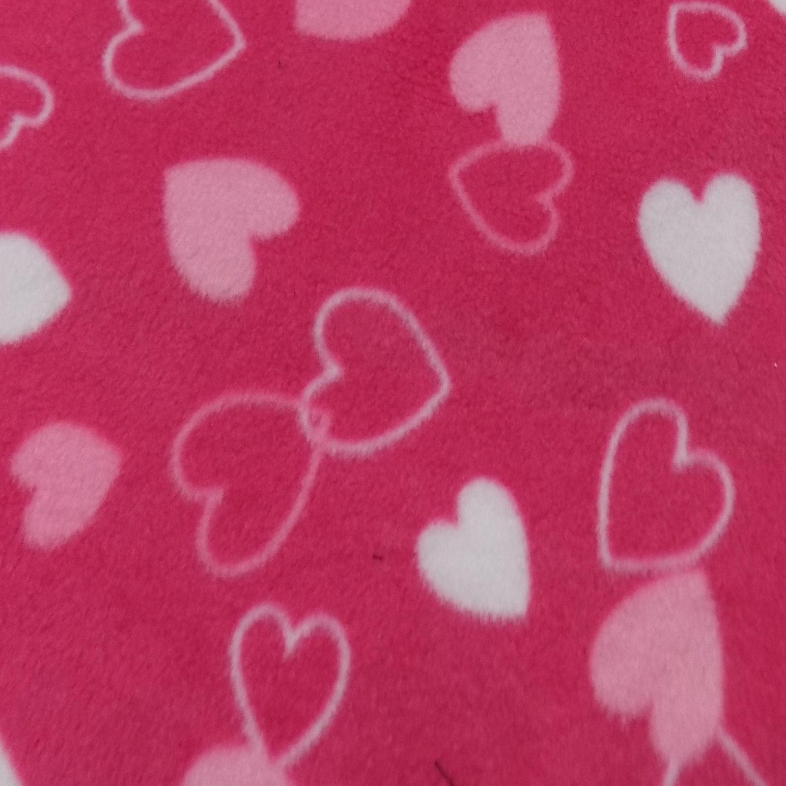 Fabric Fleece Square Bundles Craft Hobby Material Rag Dolls Art Bag Fat QUARTERS