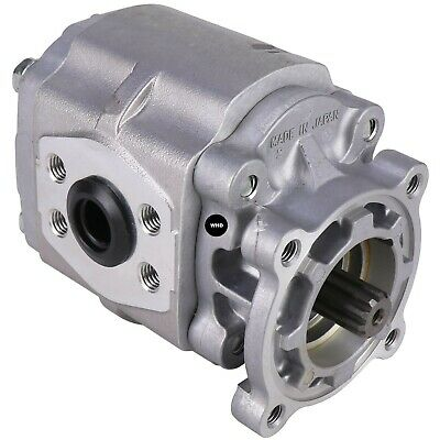 Hydraulic Pump - New For New Holland Tc40d Compact Tractor