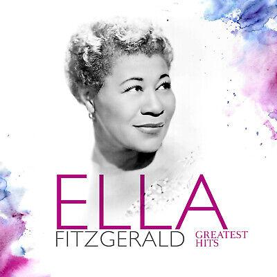 LP Ella Fitzgerald Greatest Hits LP Vinilo
