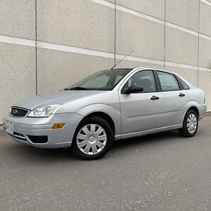 Selling Clean 2005 Ford Focus AS IS Well Taken Care of