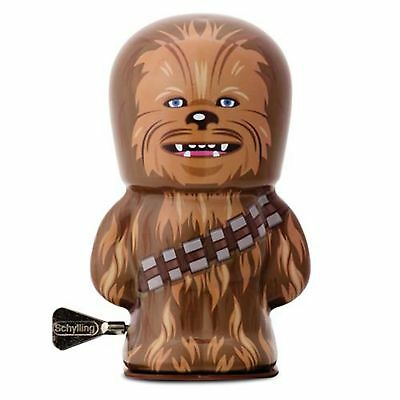 Star Wars Chewbacca Tin Bebot Wind Up Collectors Toy Gift Novelty Adults Childs](Star Wars Novelty Gifts)