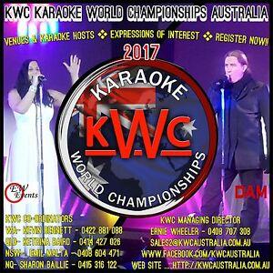 KWC 2017 Karaoke World Championships Australia Mackay Mackay City Preview