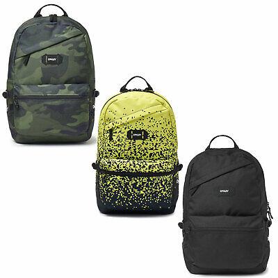 Oakley Herren Rucksack (Oakley Street Backpack Herren Rucksack Tagesrucksack Freizeitrucksack Laptop NEU)