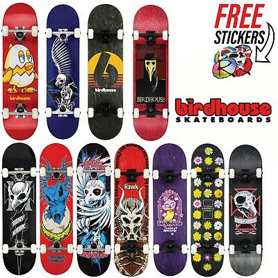 Birdhouse Skateboards 2020 Complete Skateboards, All Sizes Tony Hawk