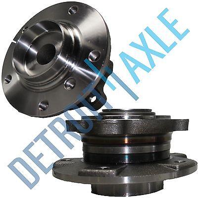Front Wheel Bearing & Hubs Pair for BMW 650i 645i 550i 545i 535i 530i 528i 525i