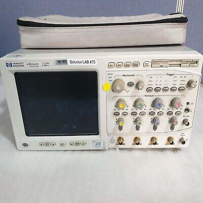Hewlett Packard Infinium Oscilloscope 54845a