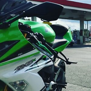 2015 Kawasaki ZX6R 636 30th Anniversary Edition