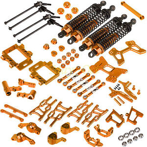 Upgrade Parts Package For HSP RC 1/10 Off-Road Buggy 94107 Electric / Nitro Gold