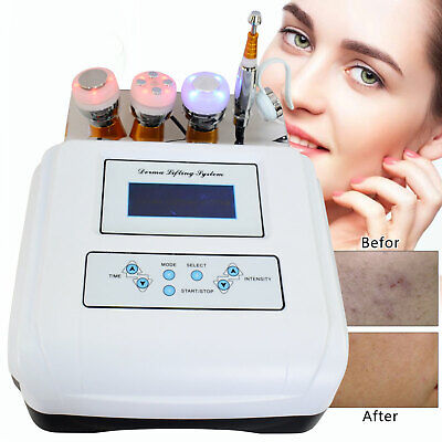 Cryotherapy Cool Hot Mesotherapy Skin Rejuvenation Pore Shrink Cryo Rf Machine