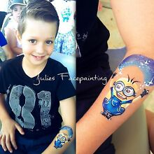 Facepainting ! Madeley Wanneroo Area Preview