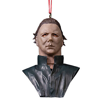 Halloween Michael Myers Mask Serial Killer Home Collectible Decoration Ornament](Halloween Decorations Michaels)