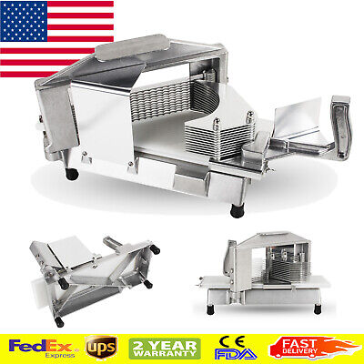 Usps Restaurant Commercial Vegetable Fruit Dicer Tomato Slicer Chopper 316 Ce