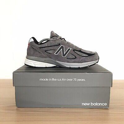 New Balance 990v4 UK10.5 Grey - Made in USA - BNWT