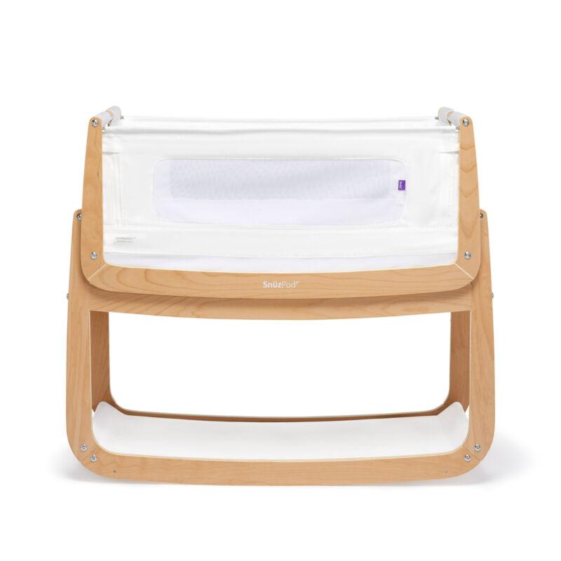 Snuz Snuzpod4 Bedside Baby Child 3 in 1 Crib Bed