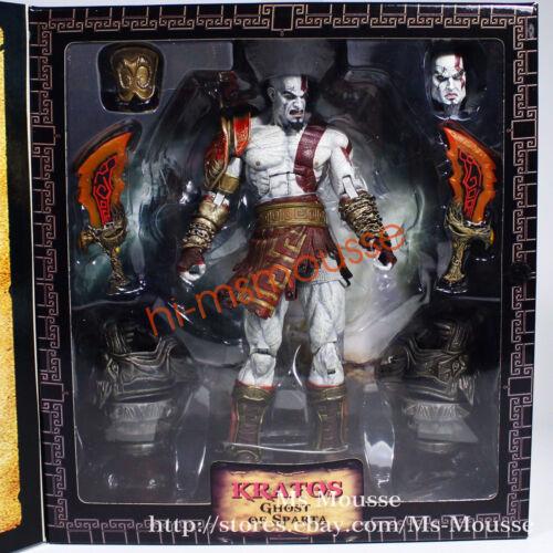 NECA God of War 3 Ultimate Kratos Action Figure