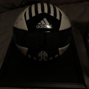 Juventus Signed Ball with certificate