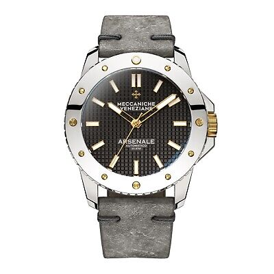Meccaniche Veneziane Arsenale Brand New Italian Automatic Watch