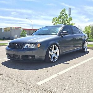 Audi A4 Quattro Very clean 500+ HP Lots Invested