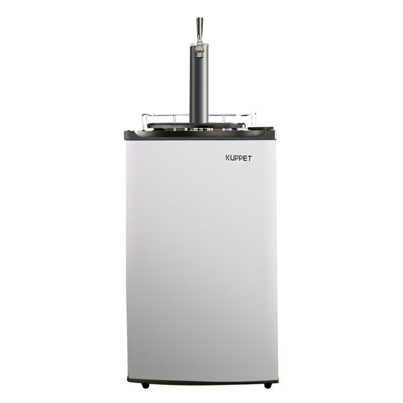 3.4 Cu Ft Kegerator Draft Beer Dispenser Refrigerator Brew Cooler Single Faucet