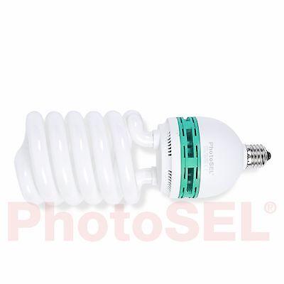 PhotoSEL BBEH5 85W 5000lm 5500K 90+ CRI Studio Fluorescent Lighting Light Bulb