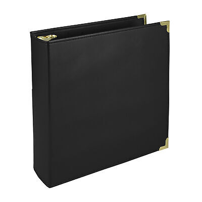 Samsil Classic Collection Ring 3-ring Binder Portfolio 11 X 8 12 2 In. Capaci