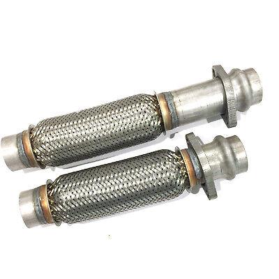 Auspuff Flansch Reparatur Rohr 50mm Abgasrohr HJS 82007050 für BMW Reparatursatz