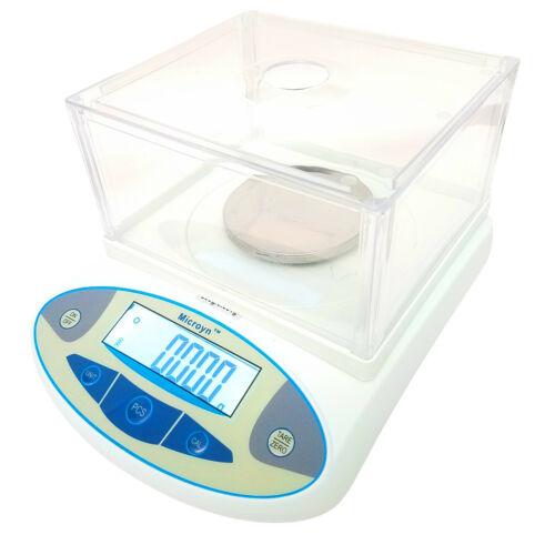 Analytical Balance Precision Lab Balance, 200gx0.001g, Microyn®, used