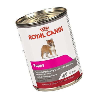 Royal Canin 1 Count Canine Health Nutrition Puppy in Gel Canned Dog Food (Cas...