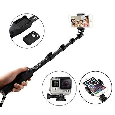 Yunteng YT-1288 Selfie Stick with Bluetooth Remote Shutter For iPhone 8 8 Plus X