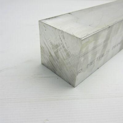 3 X 3 Aluminum 6061 Square Solid Flat Bar 21.125 Long Sku K307