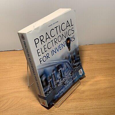 Practical Electronics for Inventors by Simon Monk & Paul Scherz 3rd Edition (Practical Electronics For Inventors By Paul Scherz)