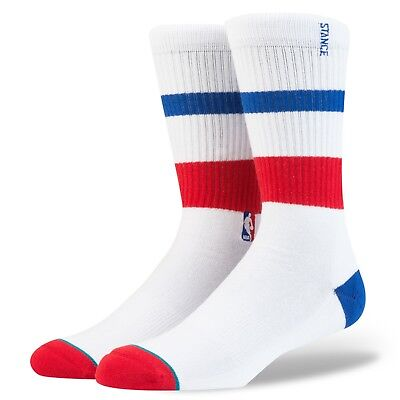Stance Socks Clippers Arena Core Los Angeles Clippers NBA NEW - Clippers Nba