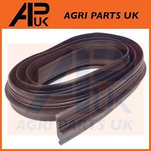 Rubber Seal Strip Grill cowl Bonnet Massey Ferguson 390E 565 575 590 595 Tractor