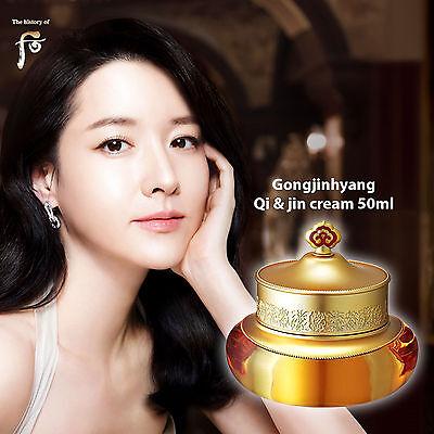 The History of Whoo Gongjinhyang Qi & jin cream 50ml