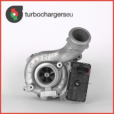 Turbo Elektronik (Turbolader VW Touareg 3.0 TDI 176 Kw 240 PS 776470 769909 CASA +Elektronik)