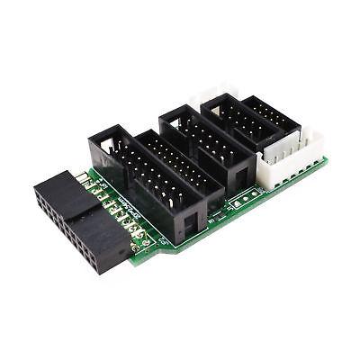 1pcs J-link Ulink2 Emulator V8 All-arm Jtag Adapter Converter Tq2440 Mini2440