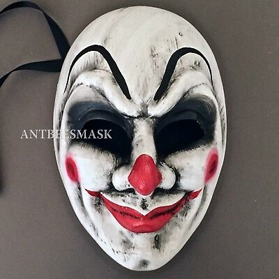 Halloween Ridicule Clown Design Horror Scary Costume Cosplay Mask - Scary Halloween Mask Designs