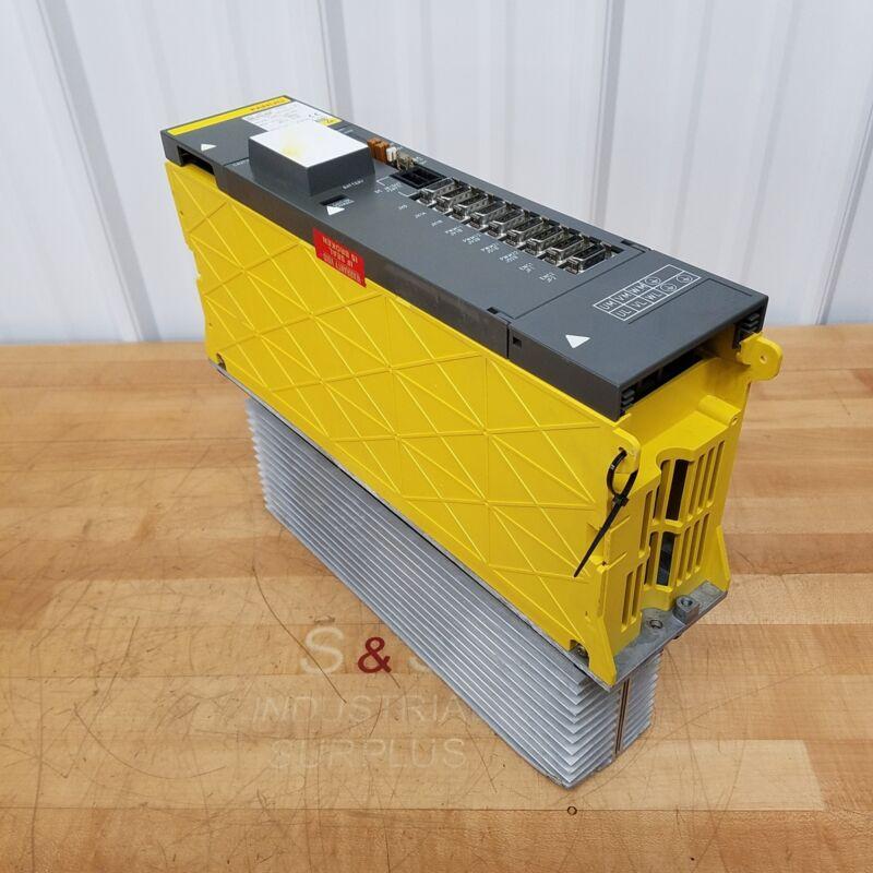 Fanuc A06B-6079-H208 Servo Amplifier Module, 18.7A - REFURBISHED