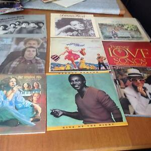 OLD VINYL RECORDS - GOOD CONDITION - Bexley North Rockdale Area Preview