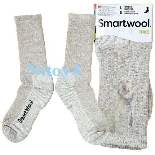 SmartWool Medium Cushion Hiking Socks - Merino Wool, Crew Unisex Large   (T)
