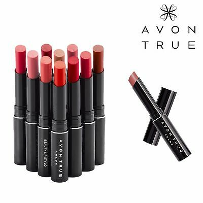 Avon True Colour Beauty Lip Stylo Lipstick - 10 Various Satin Shades - SPF15 NEW