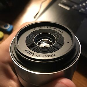 Sigma 30mm F2.8 DN for Sony E-Mount