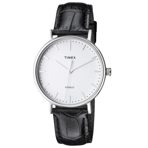 Timex Classics Quartz Movement White Dial Mens Watches TWH1Y1110ZA
