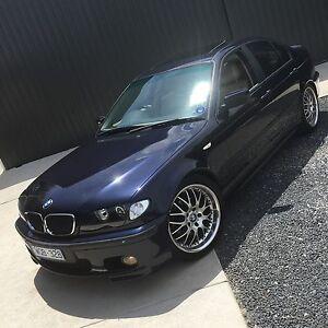 BMW e46 msport (manual) Kew East Boroondara Area Preview