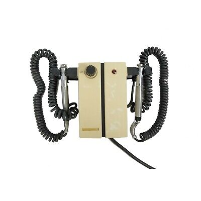 Welch Allyn 74710 Otoscope Opthalmoscope 3.5v Wall-mount Transformer