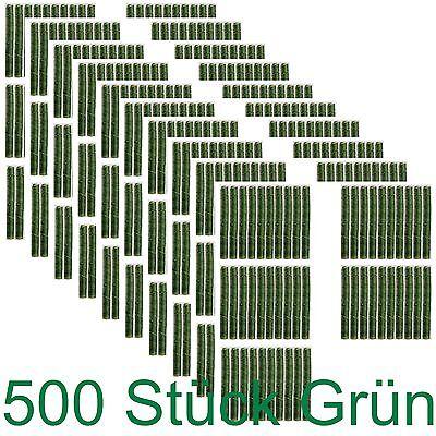 500  Baum Manschette Wild Fegeschutz Spiralen Verbißschutz Schäl Schutz Wildfraß