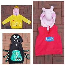 Peppa Pig & Spider Costumes for the UK Maida Vale Kalamunda Area Preview