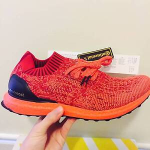 Adidas Ultra Boost Uncaged LTD (Red boost) Size 9.5 Melbourne CBD Melbourne City Preview