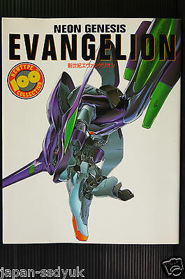 JAPAN Evangelion NEWTYPE 100% Collection (Art & Guide Book) ()